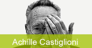 Achille Castiglioni ontwerper