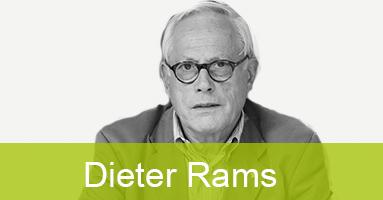Dieter Rams ontwerper