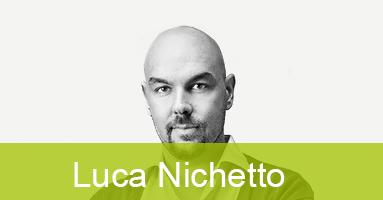 Luca Nichelo ontwerper