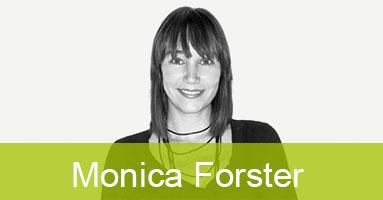 Monica Forster ontwerper