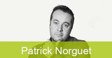 Patrick Norguet ontwerper