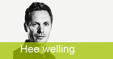 Hee Welling ontwerper