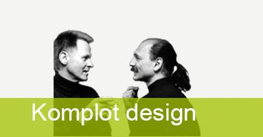 Komplot design ontwerpers