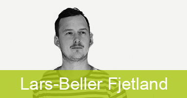 Lars-Beller Fjetland ontwerper