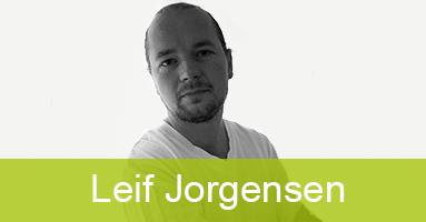 Leif Jorgensen ontwerper