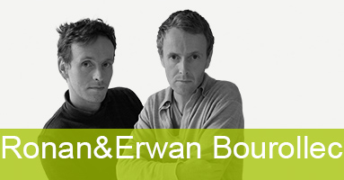 Ronan & Erwan Bourollec ontwerpers