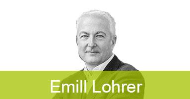 Emill Lohrer Sedus ontwerper