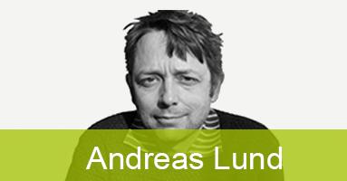 Andreas Lund ontwerper