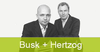 Busk + Hertzog ontwerper