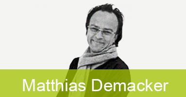 Matthias Demacker ontwerper