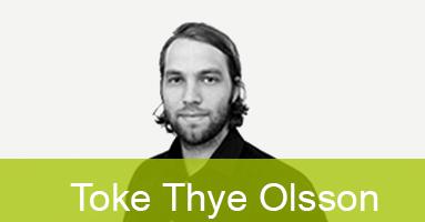 Toke Thye Olsson ontwerper